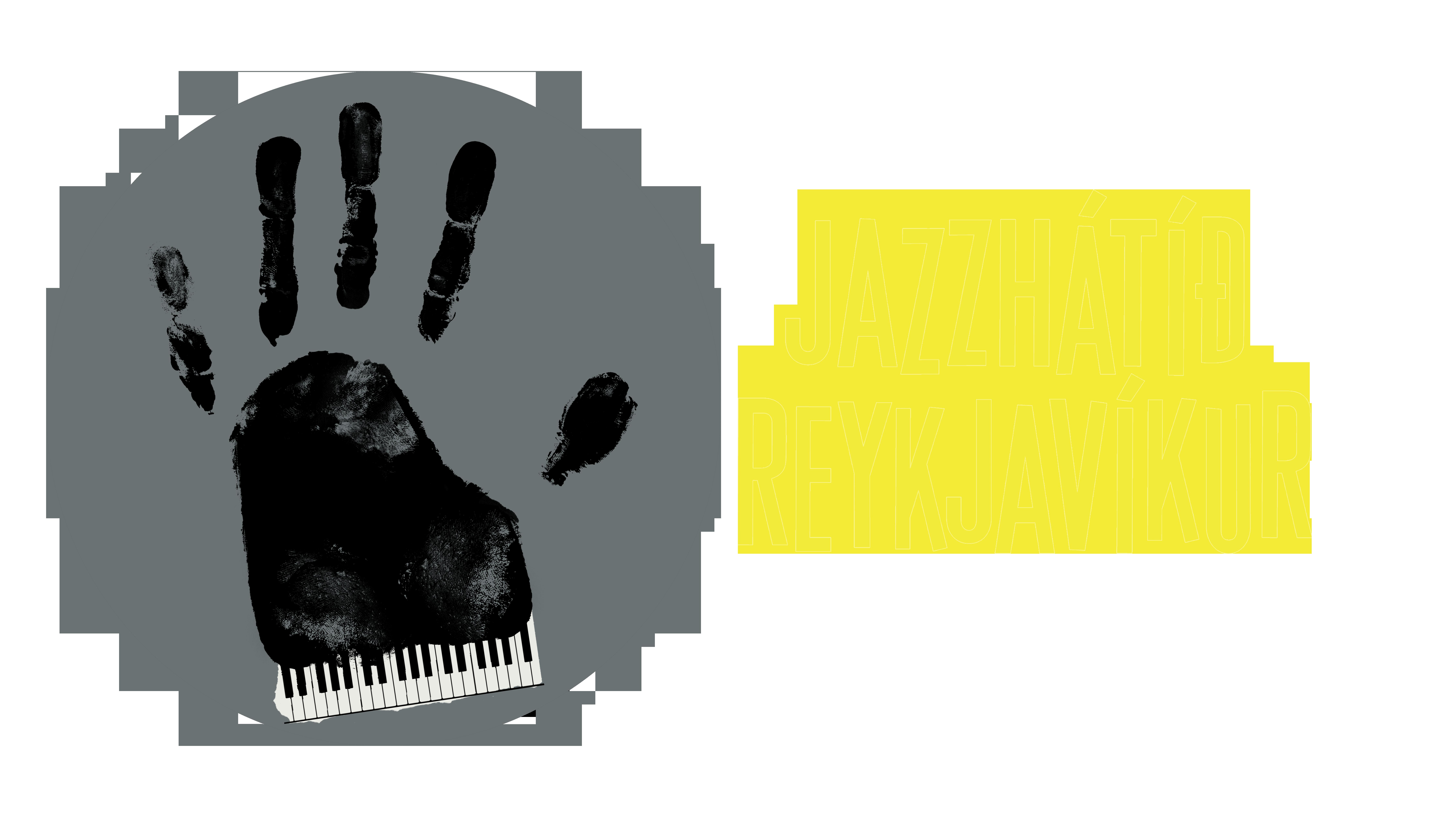 ReykjavikJazz Logo