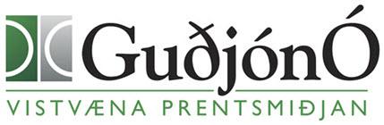 GuðjónÓ